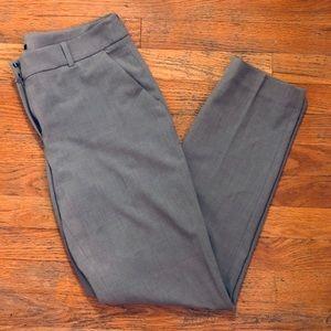 Tahari Work Pants in Gray